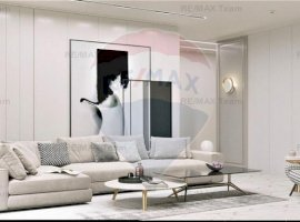 De vanzare - apartament 3 camere, Baneasa