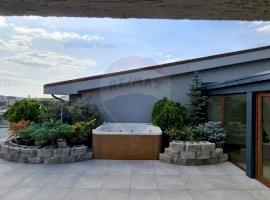 Duplex cu terasa mare, de vânzare in zona herastrau