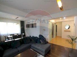 Aviatorilor-Apartament 3 camere parter imobil nou