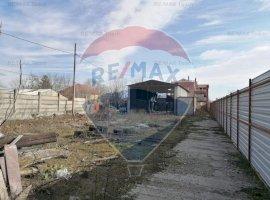 Hala industriala in Otopeni, teren 2008 mp, Otopeni-Odaile