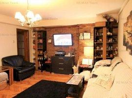 Apartament 3 camere deosebit in zona Cismigiu