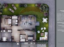 Apartament 3 camere Tunari