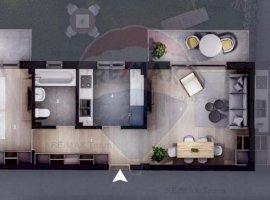 Apartament 2 camere Tunari