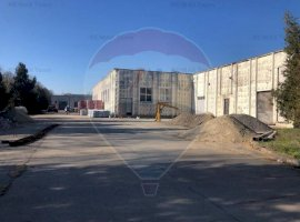 Spațiu industrial de vanzare / inchiriere în Giurgiu
