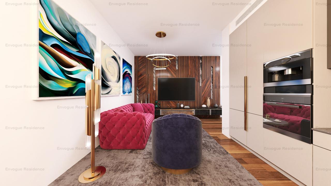 Oferta Lansare Proiect: Studio 2 camere, 46 mp utili, Militari - Bd. Iuliu Maniu