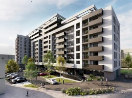 Apartament cu 3 Camere Bloc Nou Zona Centrala, COMISION 0