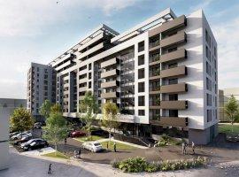 Apartament cu 2 Camere Bloc Nou Zona Centrala, COMISION 0