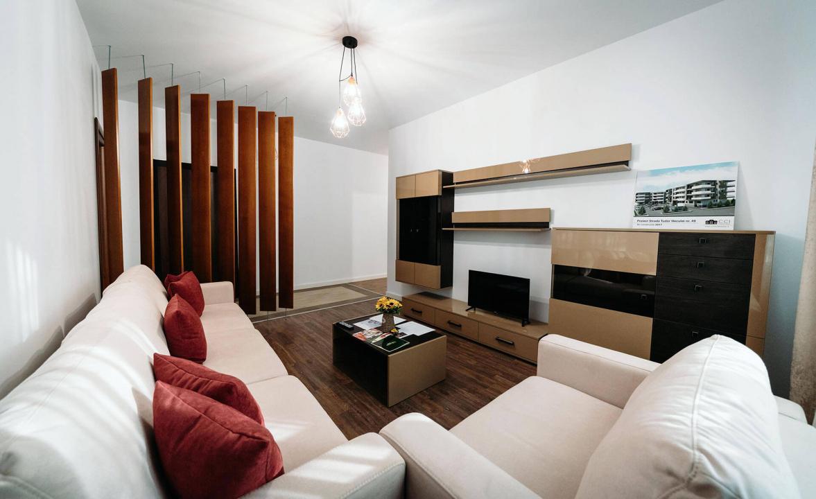 Apartament cu o Camere Bloc Nou Zona Centrala, COMISION 0