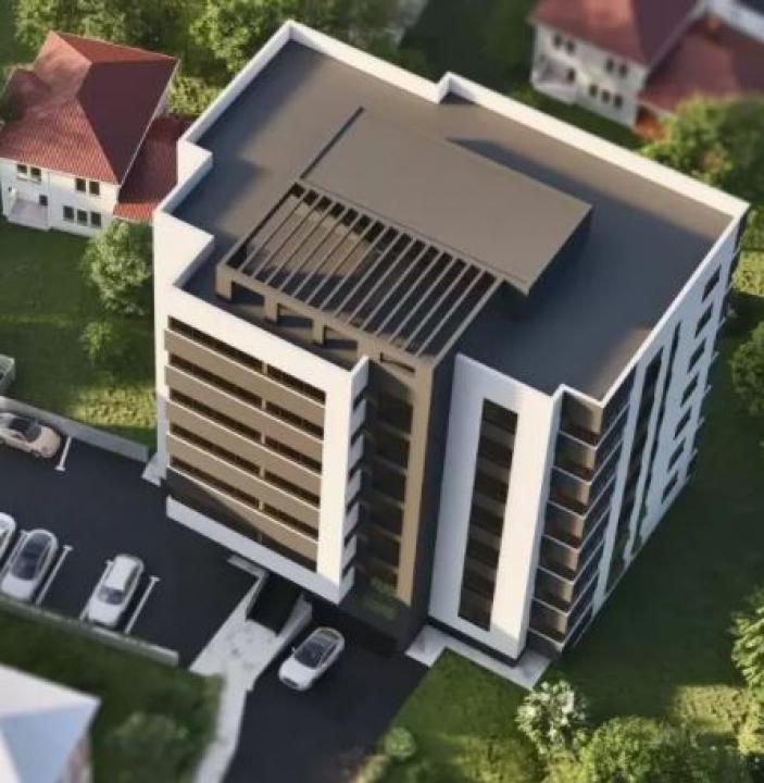 Apartament cu o camera, Zona Centrala, Pret promo 56.525 €