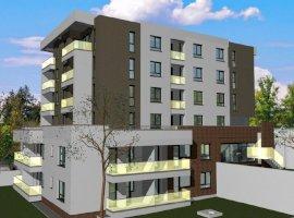 Apartament 2 camere, Parc Copou, Suprafata 57 mp, Comision 0