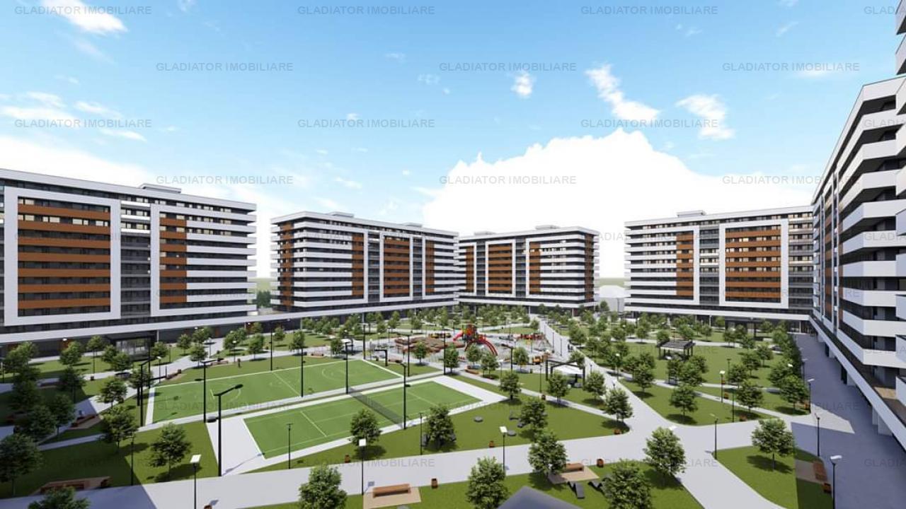 Apartament cu o Camere Bloc Nou Copou, COMISION 0