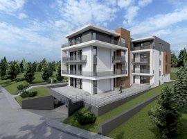 Apartament 2 camere,CURTE, Suprafata Totala 58.6 mp,  MOARA DE VANT IASI