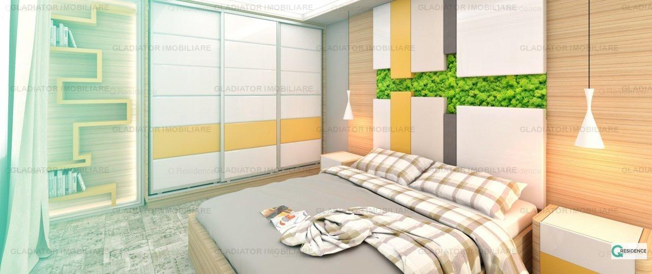 Apartament deosebit, o camere, bloc nou, comision 0%
