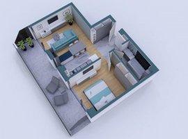 Apartament doua camere, zona Copou, Comision 0%.