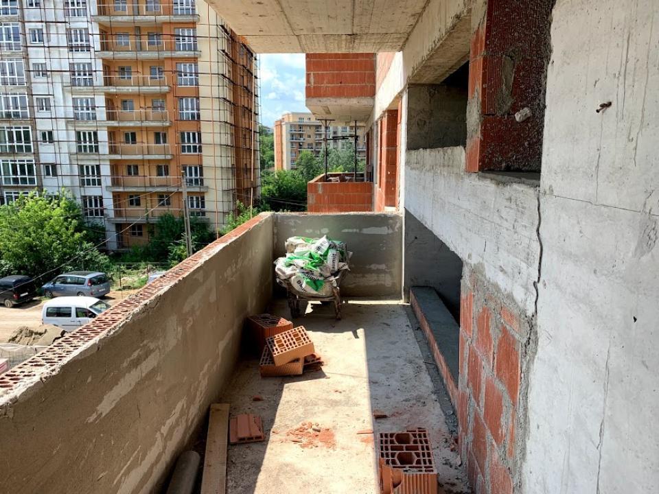 Apartament o camera, SU 34, Zona Tatarasi, Bloc nou COMISION 0%