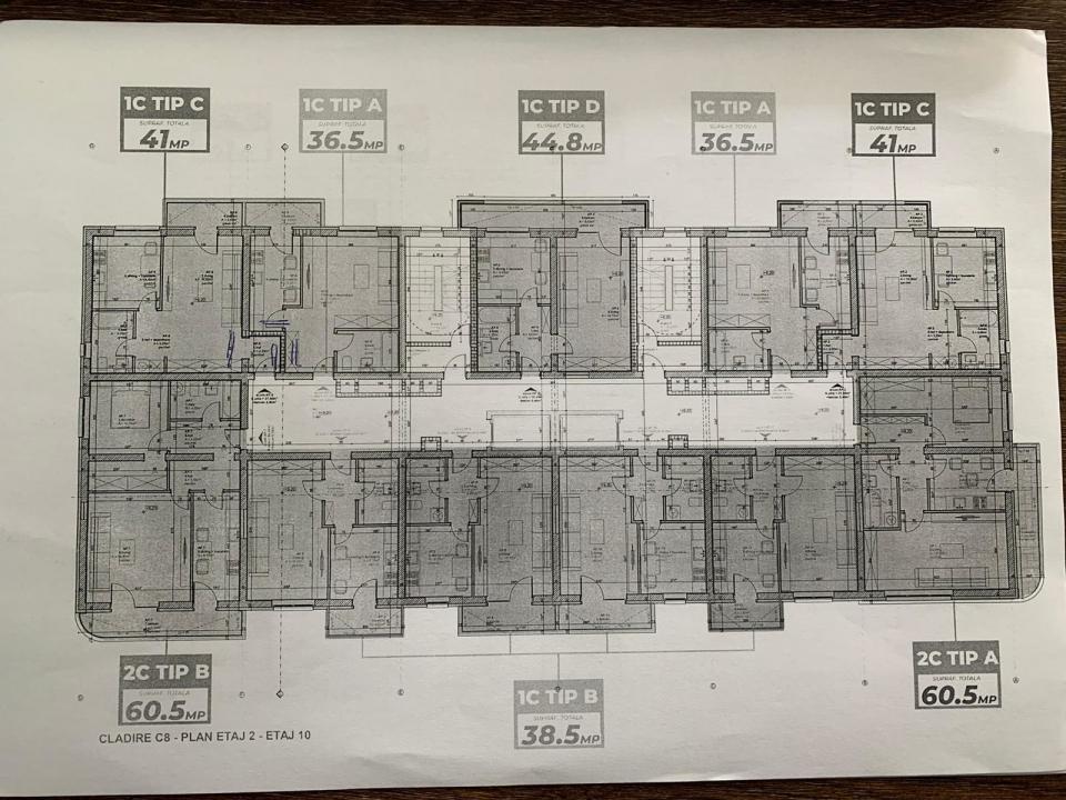 Apartament cu 1 cameră, Bloc Nou, BUCIUM, 0 Comision