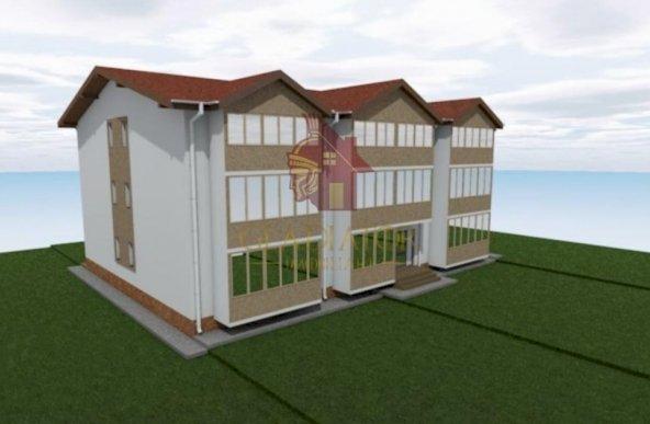 Apartament cu o camera + terasa de 35 mp zona de Capat CUG