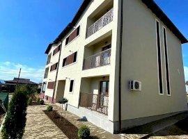 Apartament cu 2 camere, modelul decomandat, zona Capat Cug