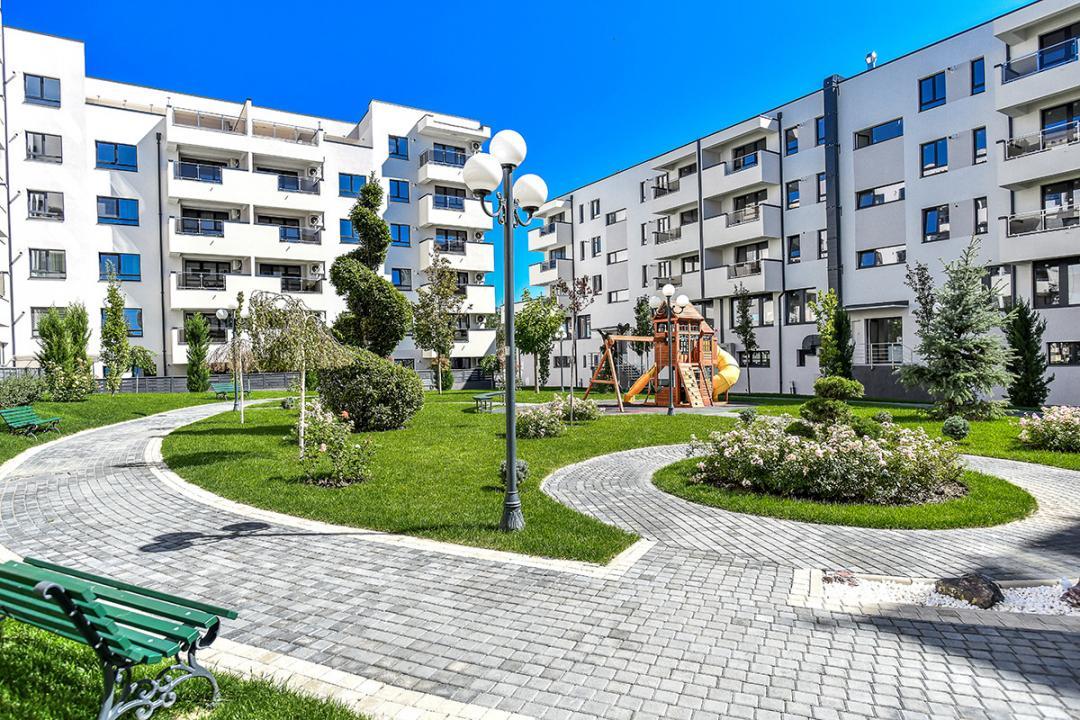 Apartament o camere, deosebit, etaj mansarda, bloc nou Pacurari - Valea Lupului