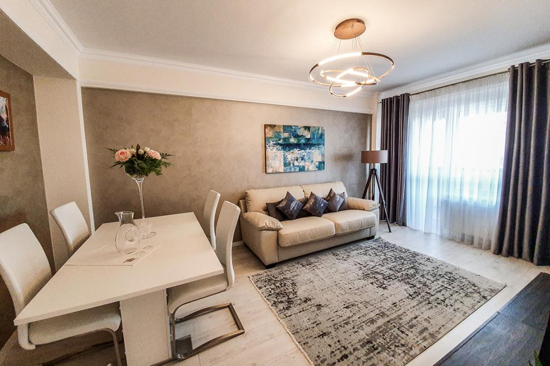 Apartament o camere, deosebit, bloc nou Pacurari - Valea Lupului