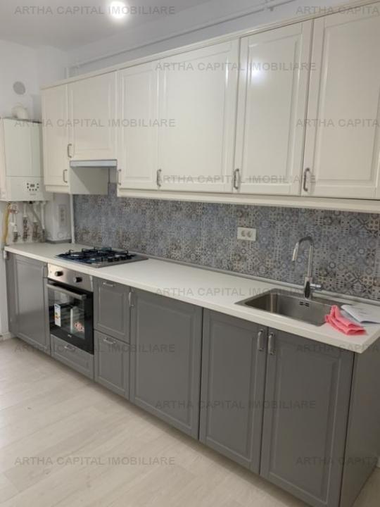 Garsniera lux amplasata in Cotroceni Smart Residence