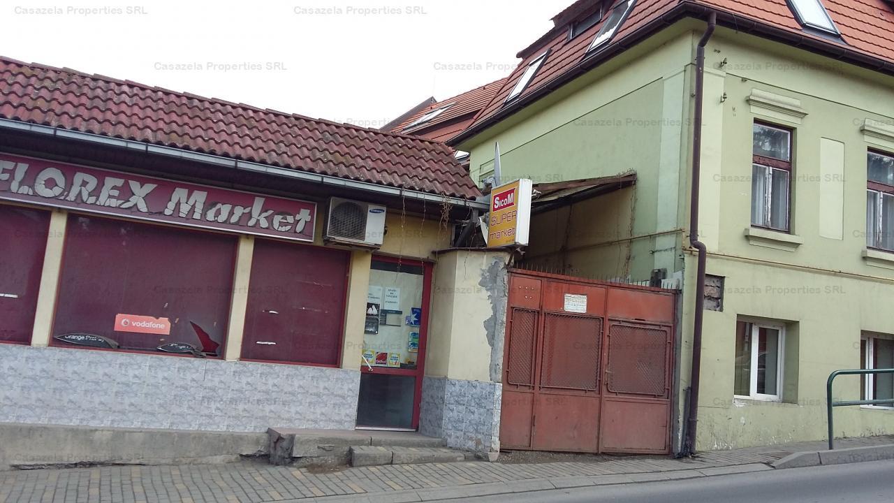 Spatiu comercial strada Papiu Ilarian