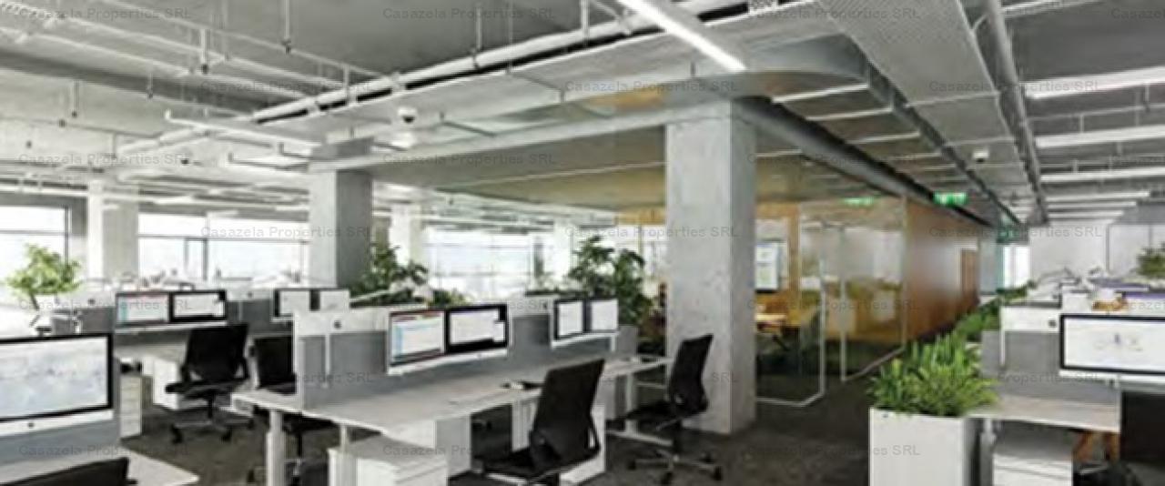Imobil de birouri BREEAM, Clasa A, zona Poligrafiei