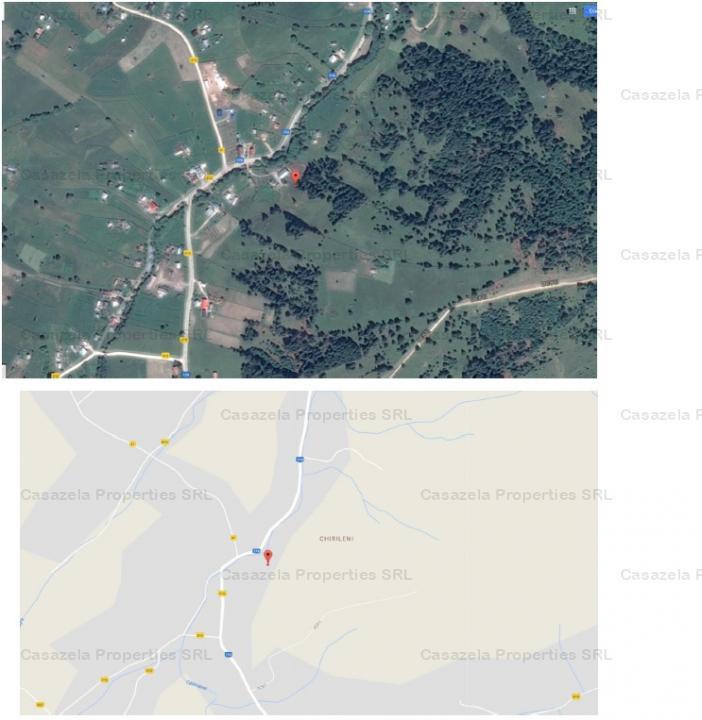 Teren Panaci, Vatra Dornei 45.000 mp