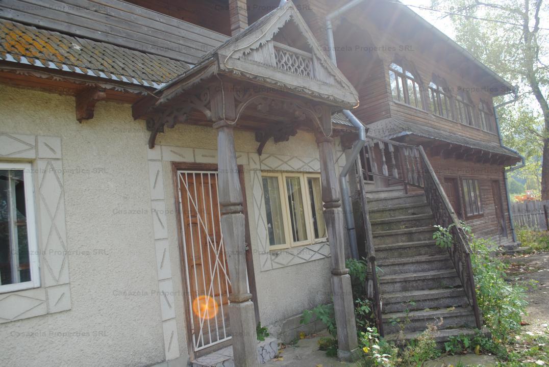 Cladire administrativa - Tazlau, Neamt