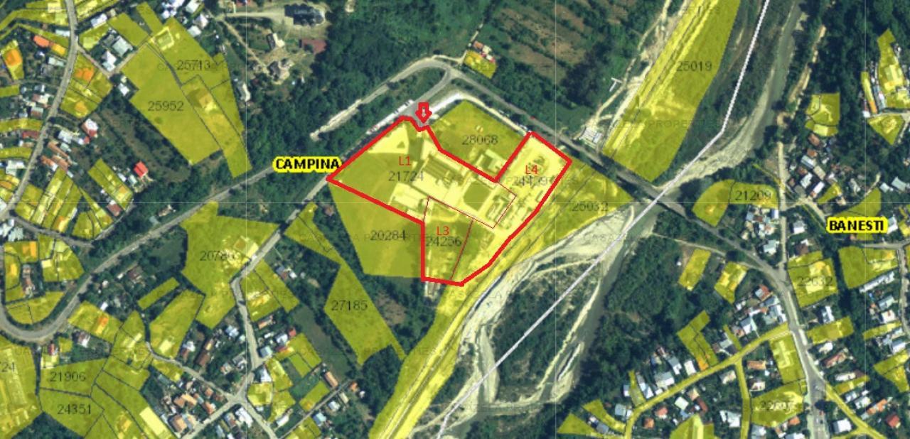 Oportunitate investitie - birouri, spatiu productie in Campina