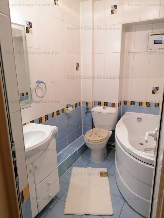 Apartament 3 camere,decomandat,Gara,etaj 8