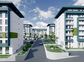 Apartament 2 camere,Pacurari,constructie 2021,43 mp.Comision 0