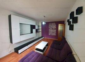 Apartament 2 camere,decomandat,mobilat si utilat compet,semicentral