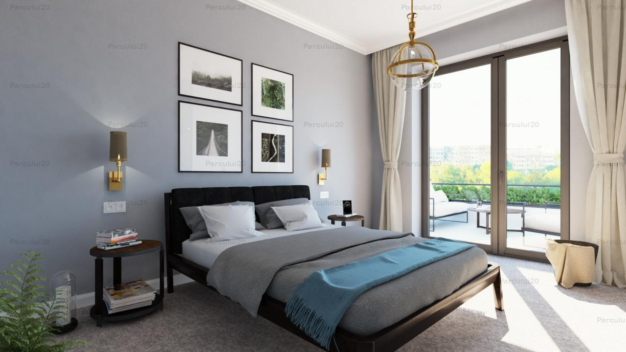 Apartamente 2 camere Superbe cu Smart Home Integrat