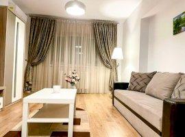 Lujerului/Gran Via Park/aprtament 2 camere cu parcare subterană