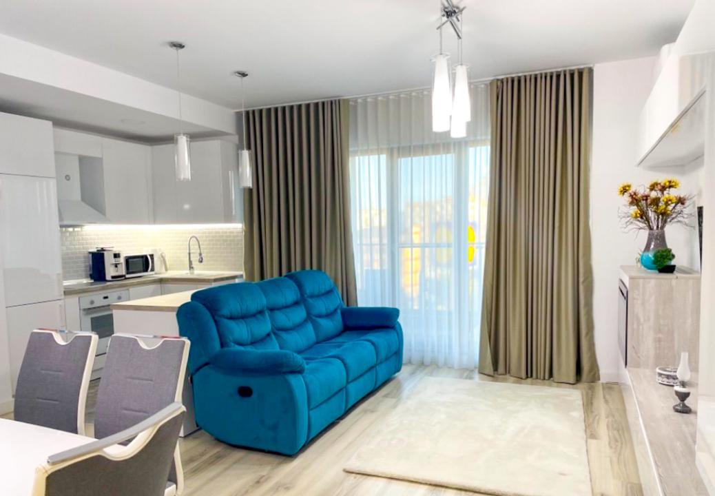 Dristor Day Residence - apartament 3 camere cu parcare subterană