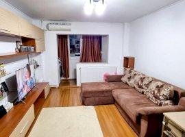 Gorjului - apartament 3 camere cu centrală și parcare