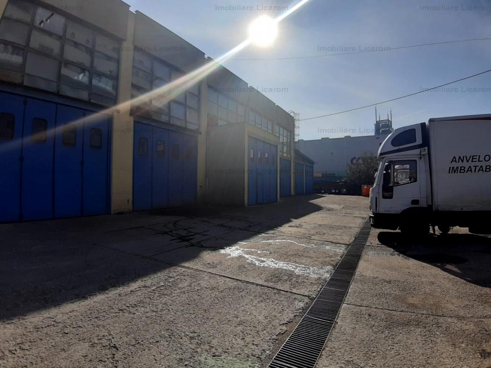 Hala si spati debirouri de inchiriat zona Coresi Tractoru pret 7500 euro /luna