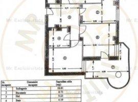 Apartament 3 camere Rolast etaj 4/5