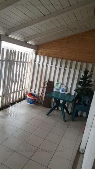 Garsoniera cu terasa, bloc nou