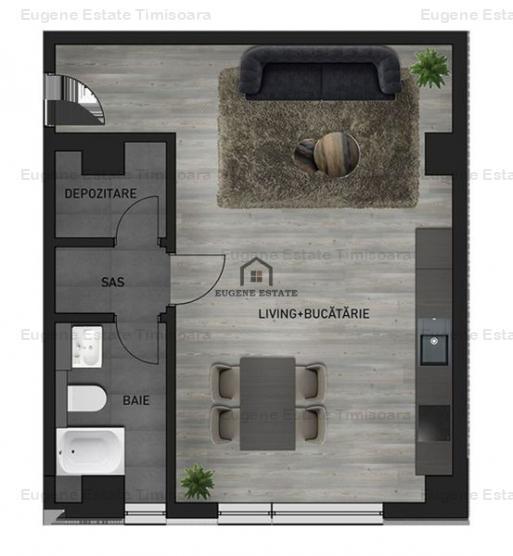 Apartament o camera, zona Soarelui