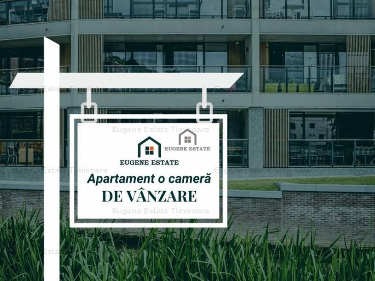 Apartament cu 1 camera in Giroc