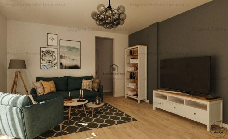Apartamente noi si spatioase cu o camera in Lipovei