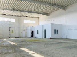 Hală industrială de închiriat 312 mp