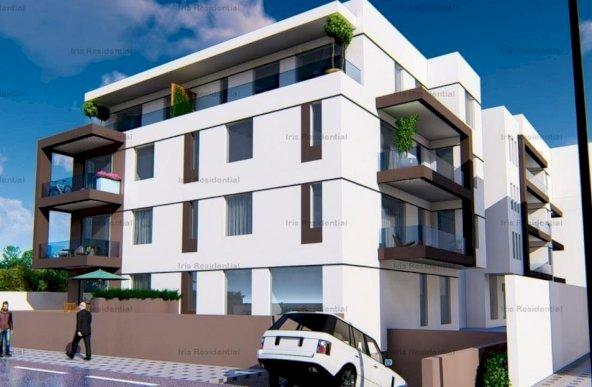 Apartament 2 camere 59.7 mpc, gradina 16,6 mp, IRIS BUILD, DIRECT DEZVOLTATOR