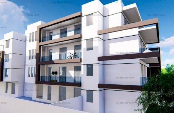 Apartament 3 camere, 76.6mpc , terasa de 102mp. IRIS BUILD, DIRECT DEZVOLTATOR