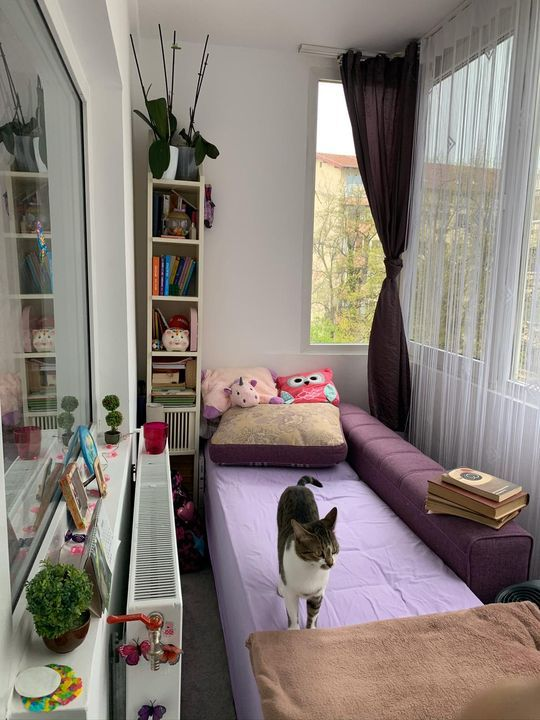Apartament cu 1 camera, zona Sagului