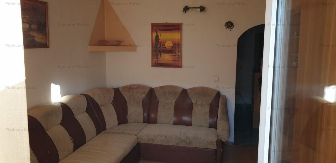 Apartament cu o cameră în zona Buziașului