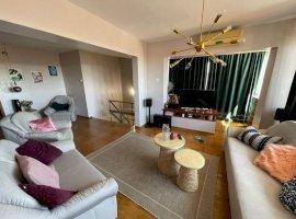 Penthouse cu 4 camere in zona Dorobanti