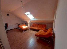 Apartamnet la mansardă cu 3 camere în zona Soarelui